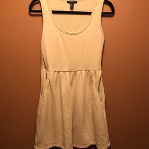 Forever 21 Nude Colored Dress